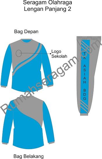 Desain Seragam yang menarik untuk seragam TK | Rumah
