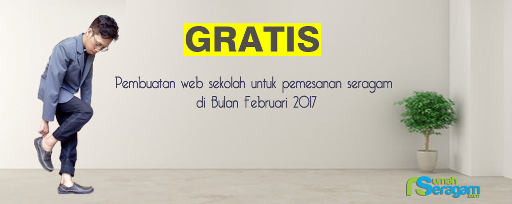 Web Banner biasa web gratis