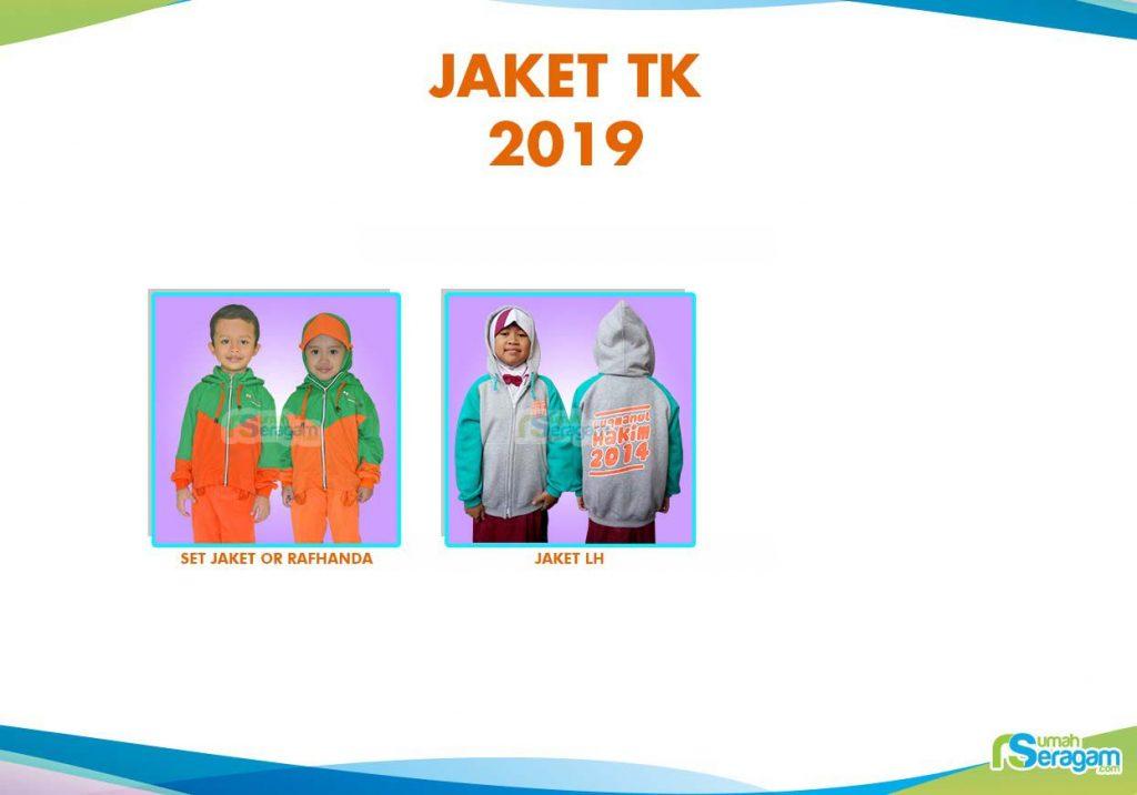 Model Jaket Untuk Sekolah - Rumah Seragam