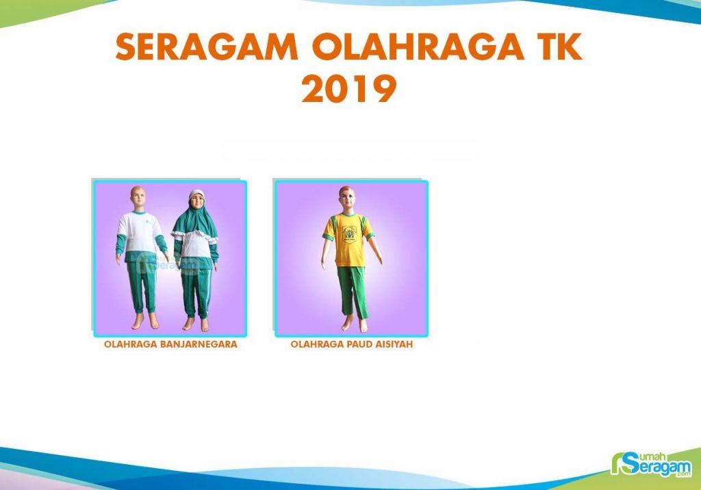 Model Pakaian untuk Paud TK