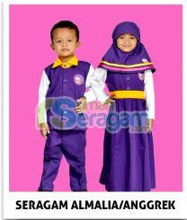 Seragam Anak TK Muslim