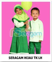 Model Seragam Anak TK Islam