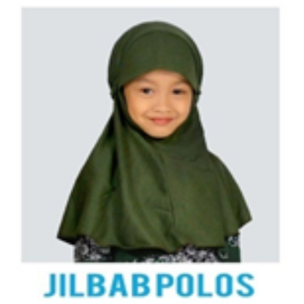 model jilbab anak