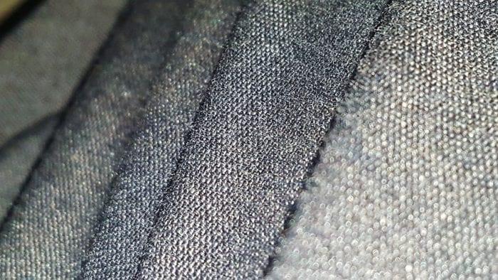 bahan polyester (PE)