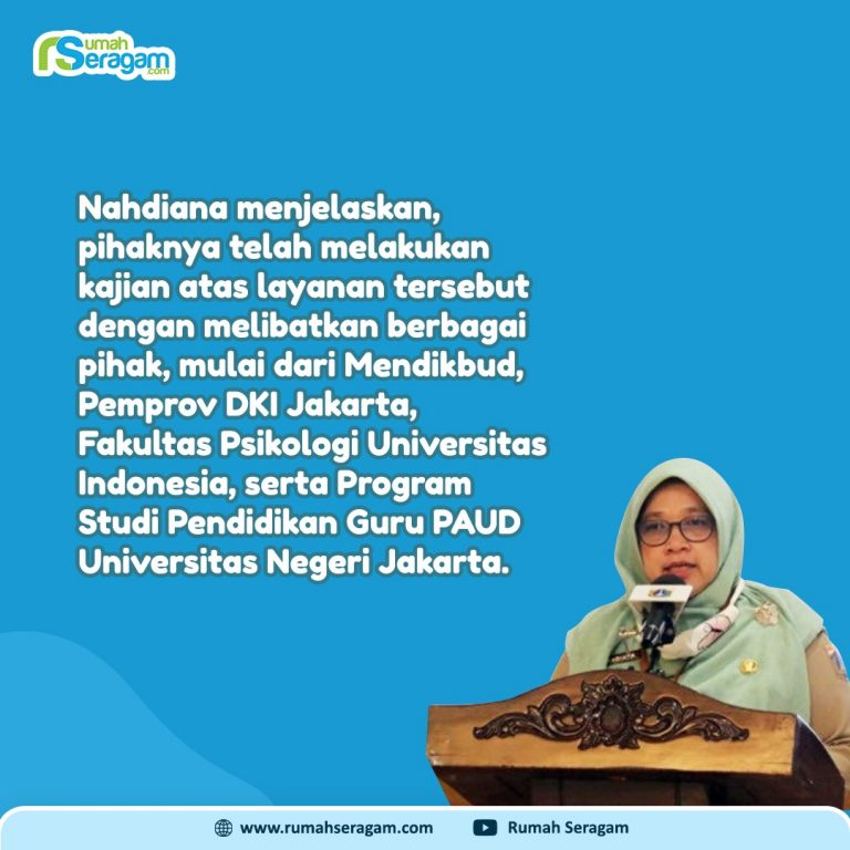 Pemprov DKI Mewajibkan PAUD - 4
