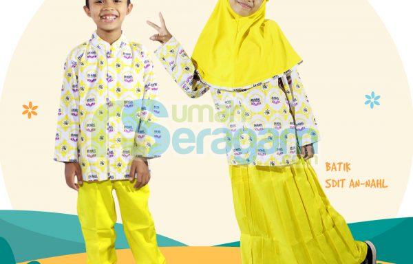 Seragam TK Batik Muslim An Nahl