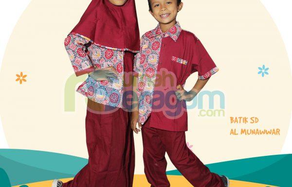 Seragam Batik SD Al Rasyid