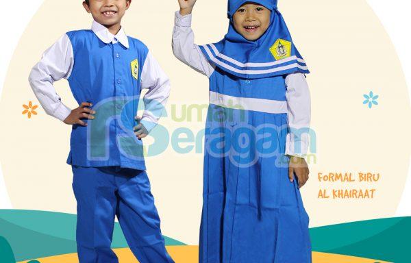 Seragam TK Formal Muslim Khairaat
