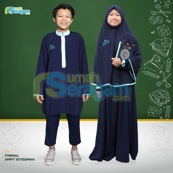 Seragam Muslim SMPIT Istiqomah