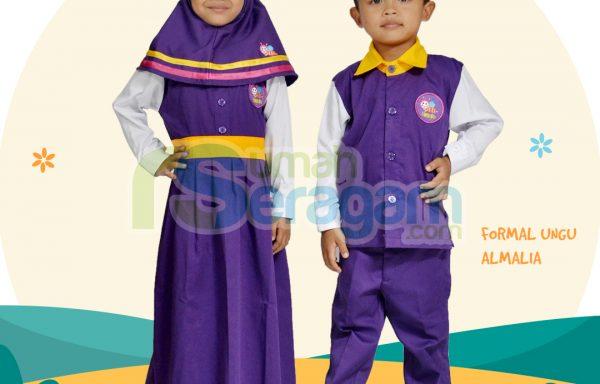 Seragam TK Formal Muslim Almalia