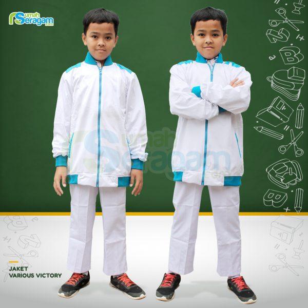 seragam jaket various victory
