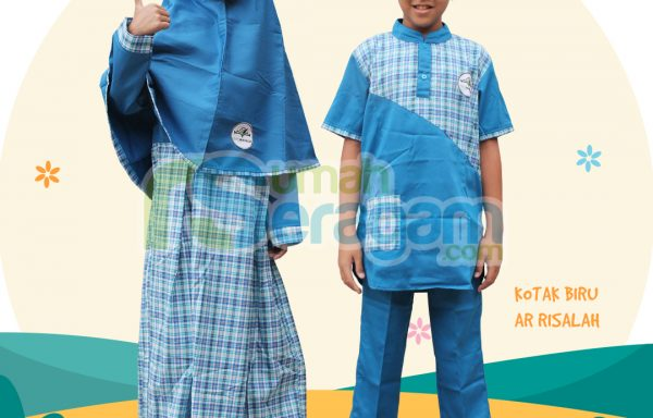 Seragam TK Kotak Muslim Ar Risalah