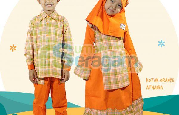 Seragam TK Kotak Muslim Athaira