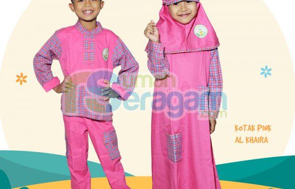 Seragam TK Kotak Muslim Al Khaira