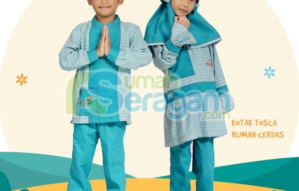 Seragam TK Kotak Muslim Rumah Cerdas