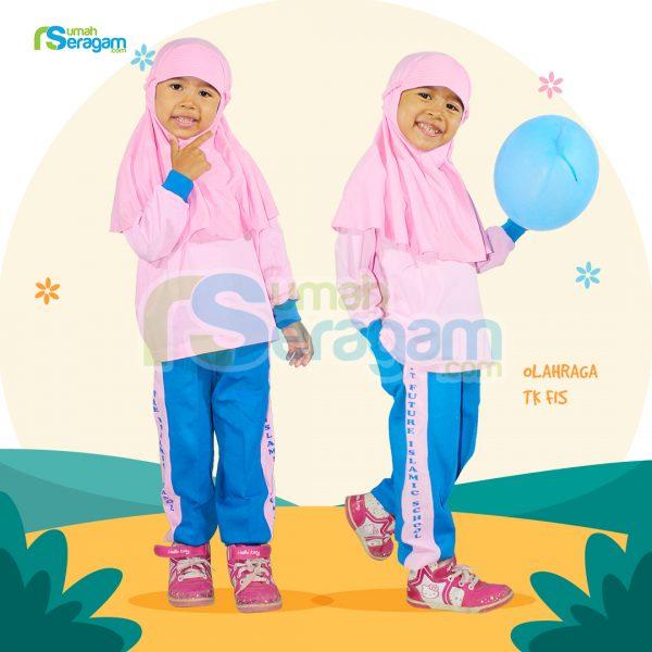 Seragam Olahraga TK Muslim FIS