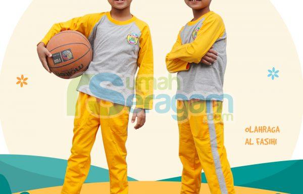 Seragam Olahraga TK Muslim Al Fasihi