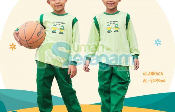 Seragam Olahraga TK Muslim Al Furqon