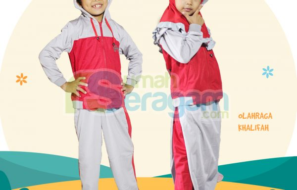 Seragam Olahraga TK Muslim Khalifah