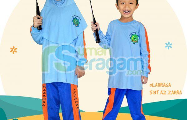 Seragam Olahraga SD Az Zahra