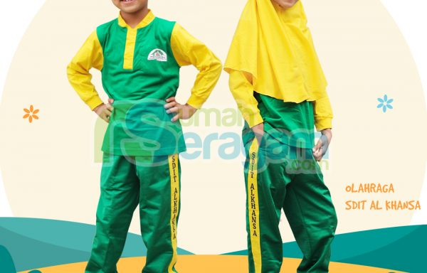 Seragam Olahraga SD Al Khansa