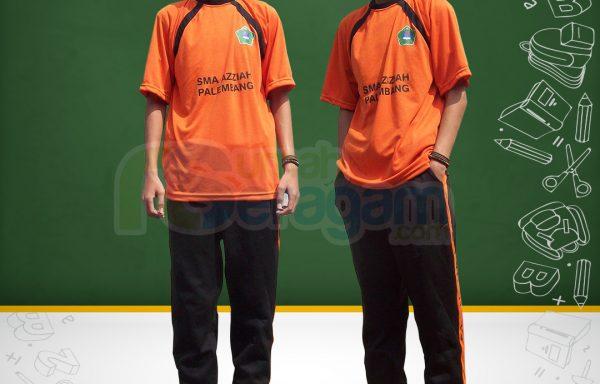 Seragam Olahraga SMA Aziziyah