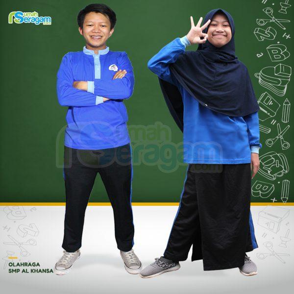 Seragam Olahraga SMP Al Khansa