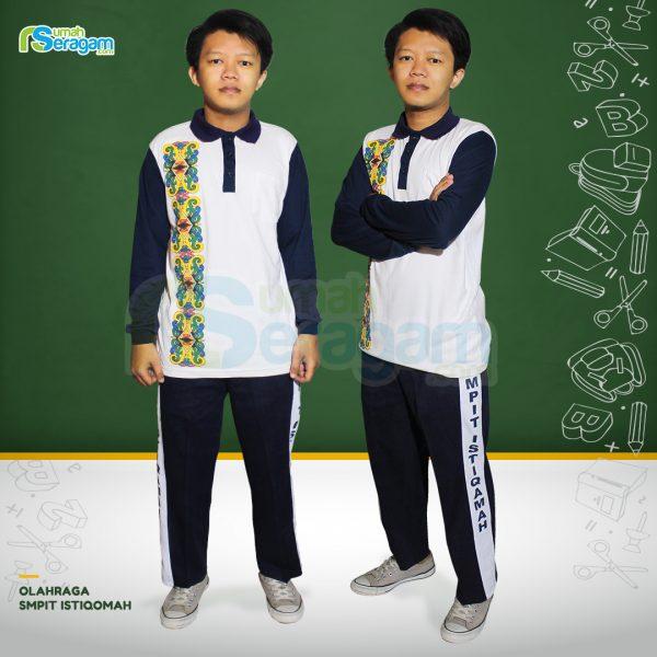Seragam Olahraga SMPIT Istiqomah
