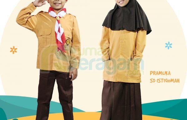 Seragam Pramuka SD Istiqomah