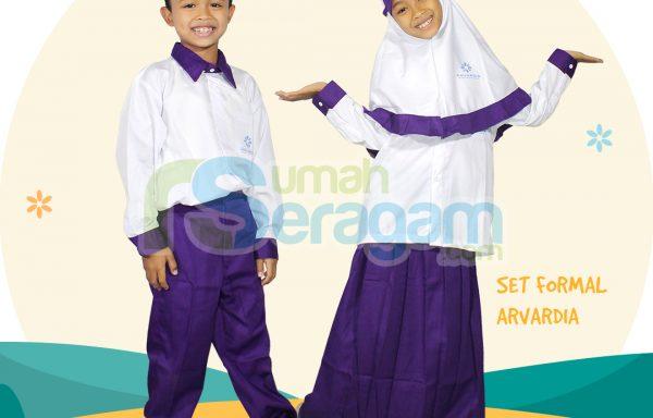Seragam TK Formal Muslim Arvardia