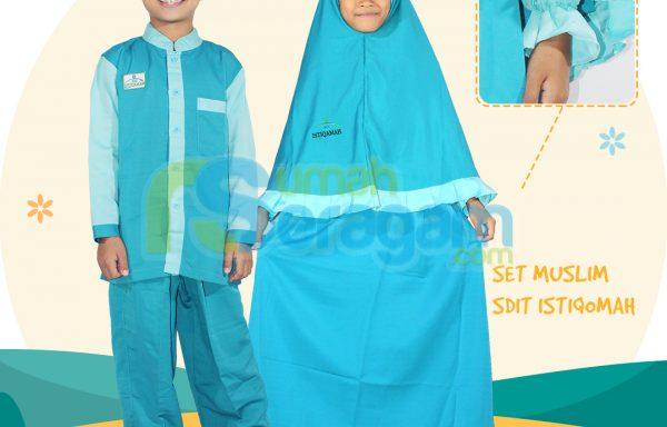 Seragam Muslim SD Istiqomah